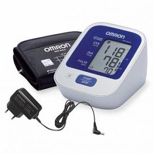 тонометр OMRON M2 Classic с адаптером и универсальной манжетой